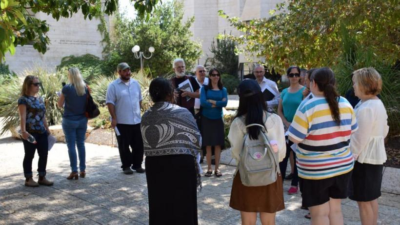 Melton Blended Masters in Jewish Education
